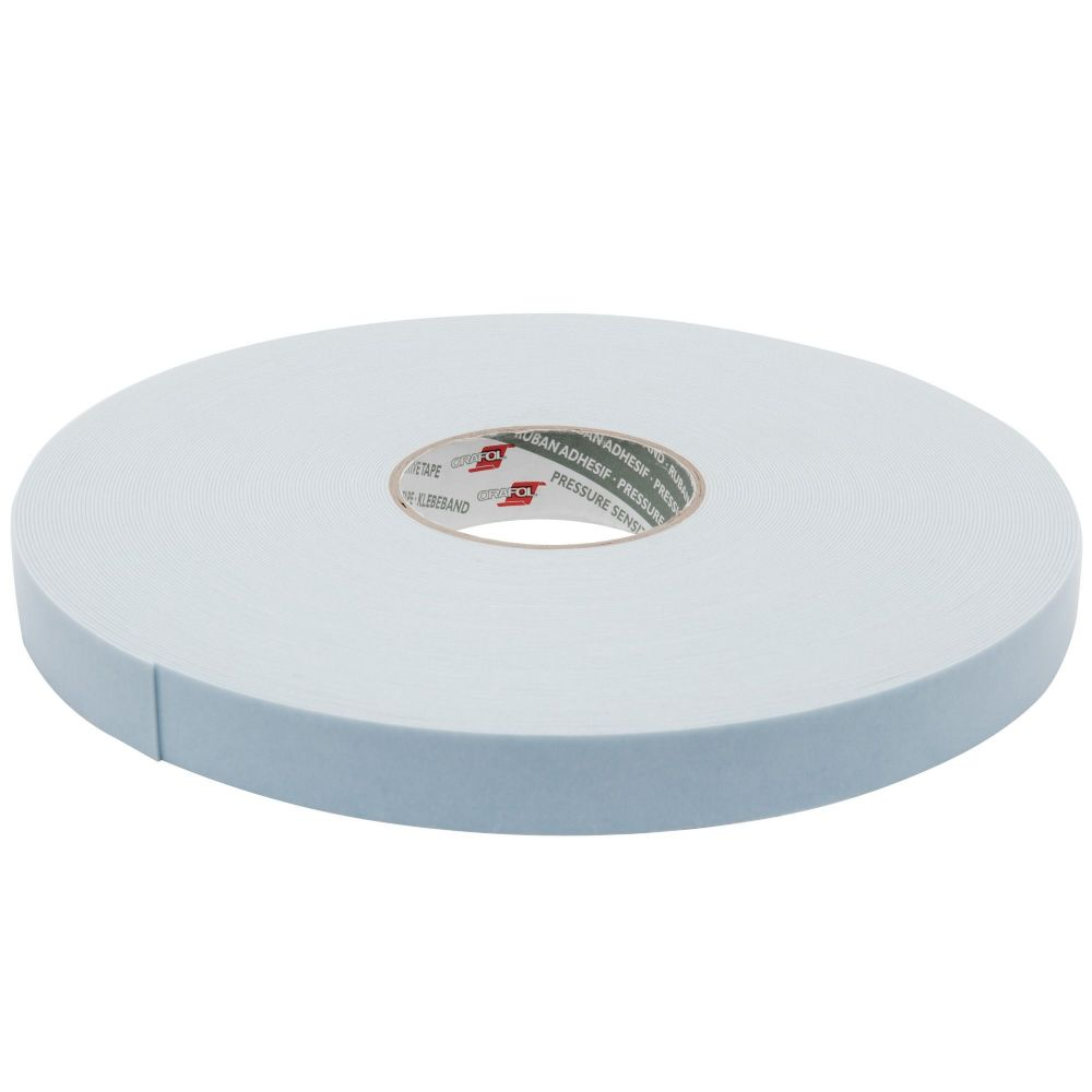 1811 White Double Sided Foam Tape